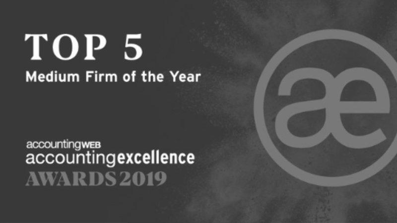Top 5 Award